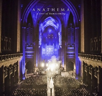 Review: Anathema - A Sort Of Homecoming :: Klicken zum Anzeigen...