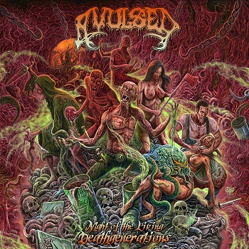 Review: Avulsed - Night of the Living Deathgenerations :: Klicken zum Anzeigen...