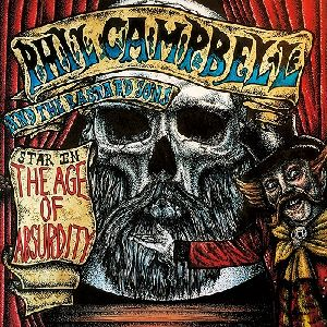 Review: PHIL CAMPBELL & THE BASTARD SONS - The Age Of Absurdity :: Klicken zum Anzeigen...