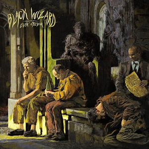Review: Black Wizard - Livin`Oblivion :: Genre: Metal