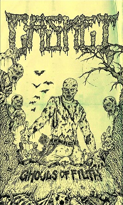 Review: CASKET  - Ghouls Of Filth  :: Klicken zum Anzeigen...