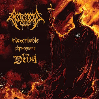 Review: Coldblood - Indescribable Physiognomy of the Devil :: Genre: Death Metal