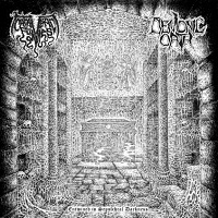 cadaveric fumes / demonic oath - entwined in sepulchral darkness