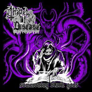 Review: CHAPEL OF DISEASE - Summoning Black Gods :: Klicken zum Anzeigen...