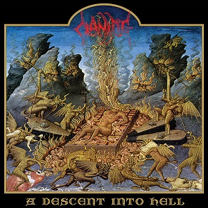 Review: Cianide - A Descent Into Hell :: Genre: Death Metal