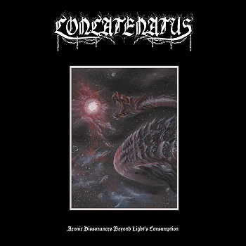 Review: Concatenatus - Aeonic Dissonances Beyond Light's Consumption :: Klicken zum Anzeigen...