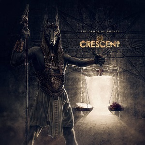 Review: Crescent - The Order of Amenti :: Genre: Death Metal