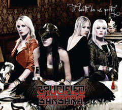 crucified barbara - til` death do us party