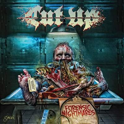 Review: CUT UP - Forensic Nightmares  :: Klicken zum Anzeigen...