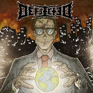 Review: Deflected  - Deflected [EP] :: Genre: Thrash Metal