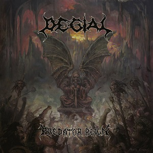 Review: Degial - Predator Reign :: Genre: Death Metal