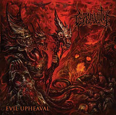 Review: Depravity - Evil Upheaval :: Klicken zum Anzeigen...