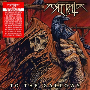 Review: Desecrator - To The Gallows :: Klicken zum Anzeigen...