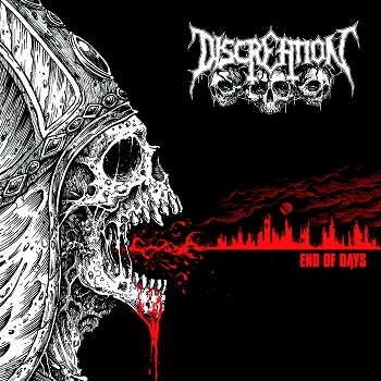 Review: Discreation - End of Days :: Klicken zum Anzeigen...