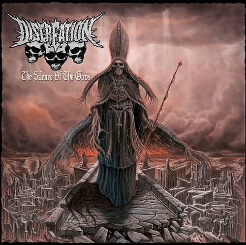Review: Discreation - The Silence Of The Gods :: Klicken zum Anzeigen...