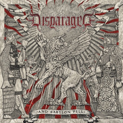 Review: Disparaged - And Babylon Fell  :: Klicken zum Anzeigen...