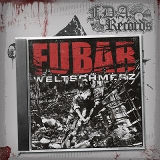 Review: Fubar  - Weltschmerz :: Genre: Grindcore