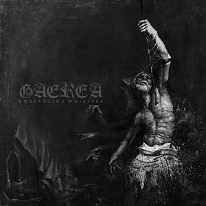 Review: Gaerea - Unsettling Whispers :: Genre: Black Metal