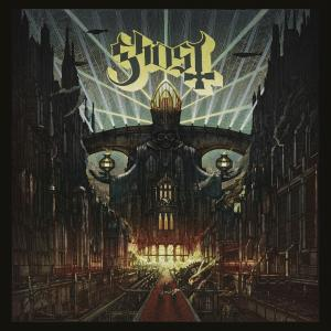 Review: Ghost - Meliora :: Genre: Metal