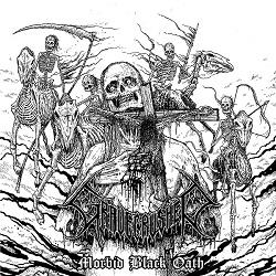 Review: Gravecrusher - Morbid Black Oath :: Klicken zum Anzeigen...