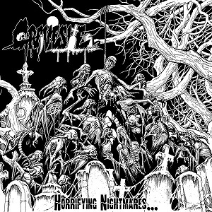 Review: Gravesite - Horrifying Nightmares... :: Genre: Death Metal