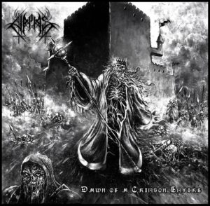 Review: Halphas - Dawn of a Crimson Empire :: Genre: Black Metal