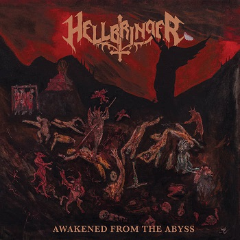 Review: Hellbringer - Awakened from the Abyss :: Klicken zum Anzeigen...
