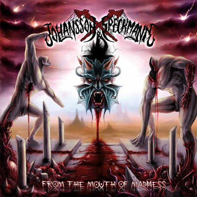 Review: Johansson & Speckmann - From The Mouth Of Madness :: Klicken zum Anzeigen...