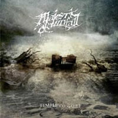Review: Majestic Downfall - Temple of Guilt :: Klicken zum Anzeigen...