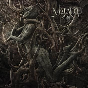 Review: MALADIE - ...symptoms... :: Genre: Black Metal