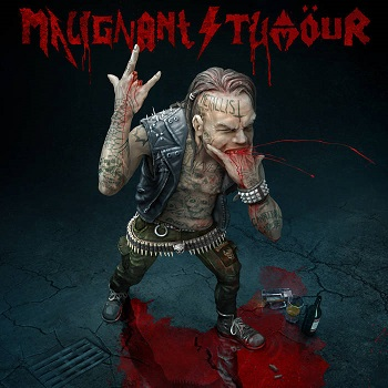 Review: Malignant Tumour - The Metallist :: Klicken zum Anzeigen...