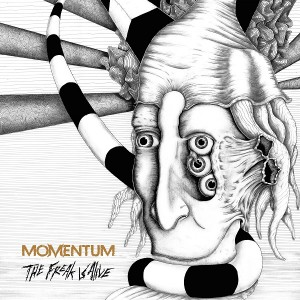 Review: Momentum - The Freak is Alive :: Klicken zum Anzeigen...