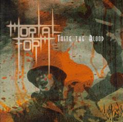 mortal form - taste the blood