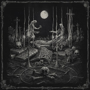 Review: Mortuary Drape - Necromantic Doom Returns :: Klicken zum Anzeigen...