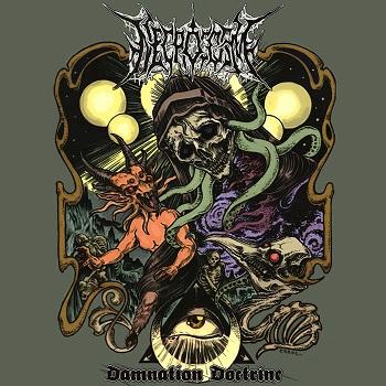 Review: Necrocosm - Damnation Doctrine :: Klicken zum Anzeigen...