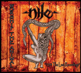 Review: Nile  - Worship the animal :: Klicken zum Anzeigen...