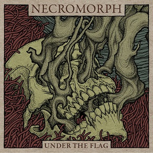 Review: Necromorph - Under the Flag :: Genre: Grindcore