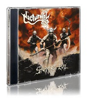 Review: Nocturnal - Storming Evil :: Genre: Thrash Metal
