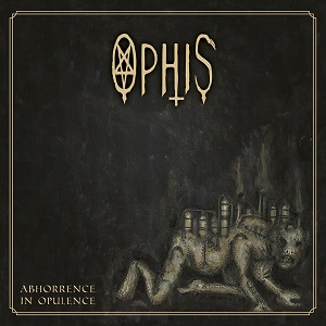 Review: Ophis - Abhorrence in Opulence :: Genre: Doom Metal