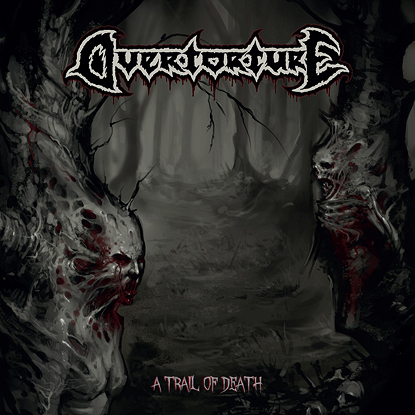 Review: Overtorture - A Trail Of Death :: Genre: Death Metal