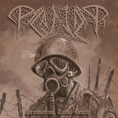 Review: Paganizer - Promoting Total Death (Re-Release) :: Klicken zum Anzeigen...