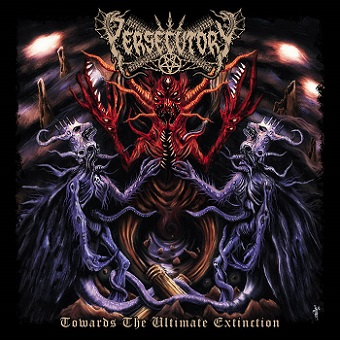 Review: Persecutory - Towards The Ultimate Extinction :: Klicken zum Anzeigen...
