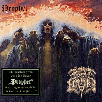 Review: Pest Empire - Prophet :: Genre: Doom Metal