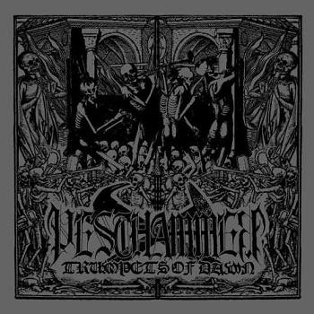Review: Pesthammer - Trumpets of Dawn :: Klicken zum Anzeigen...