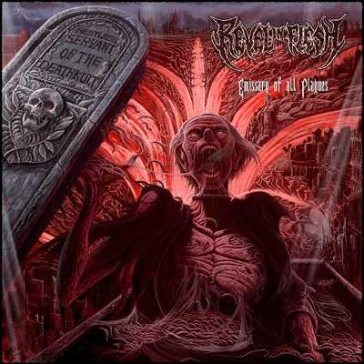 Review: Revel in Flesh - Emissary of all Plagues :: Genre: Death Metal
