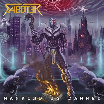 Review: Saboter - Mankind is damned :: Genre: Metal