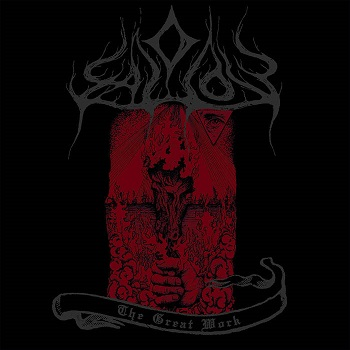 Review: Sallow - I: The great Work :: Genre: Black Metal