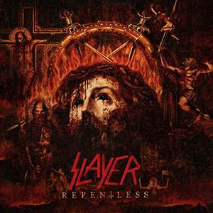 Review: SLAYER  - Repentless :: Klicken zum Anzeigen...