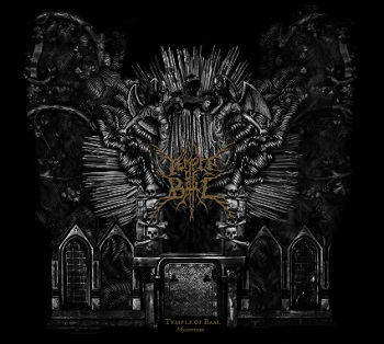 Review: Temple of Baal - Mysterium :: Genre: Black Metal