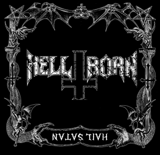 Review: Hell-Born - Natas Liah :: Genre: Death Metal